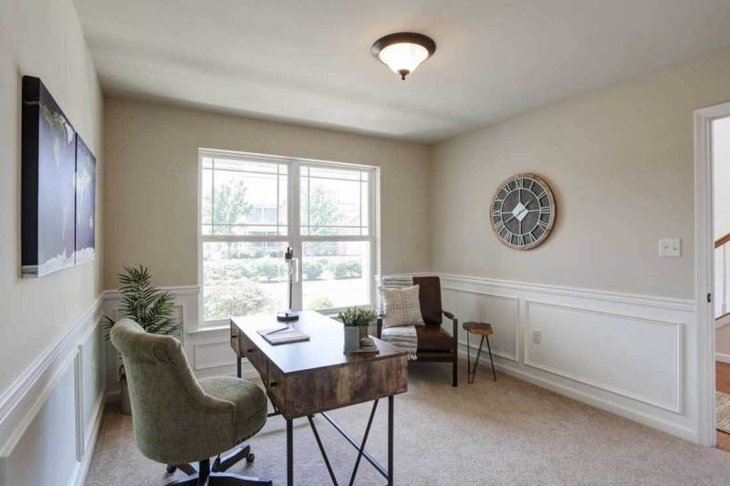 The Frankford - Home Office