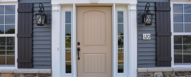 The Best Front Door Color for Your House